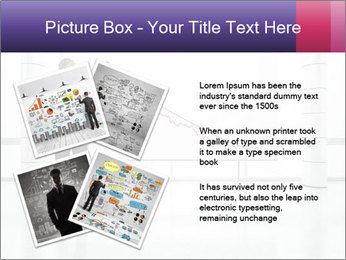 Man drawing PowerPoint Templates - Slide 23