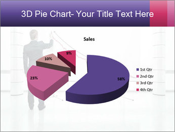 Man drawing PowerPoint Templates - Slide 35