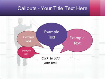 Man drawing PowerPoint Templates - Slide 73