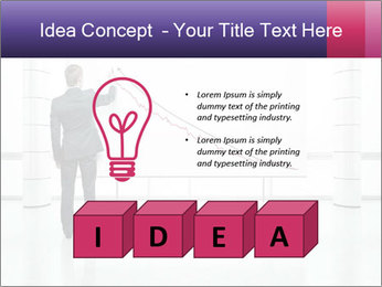 Man drawing PowerPoint Templates - Slide 80
