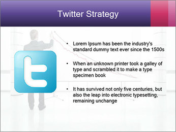 Man drawing PowerPoint Templates - Slide 9