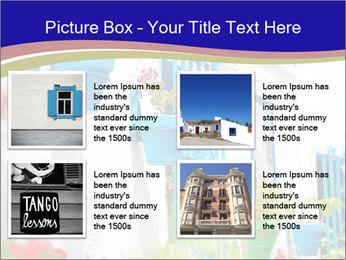 White Village PowerPoint Templates - Slide 14
