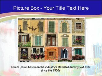 White Village PowerPoint Templates - Slide 16