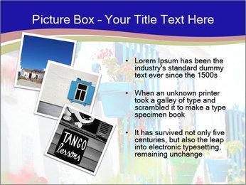 White Village PowerPoint Templates - Slide 17