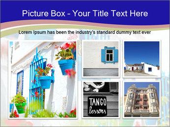 White Village PowerPoint Templates - Slide 19