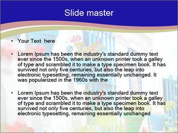 White Village PowerPoint Templates - Slide 2