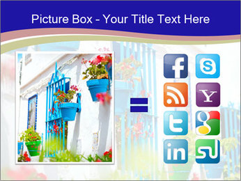 White Village PowerPoint Templates - Slide 21