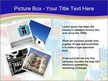 White Village PowerPoint Templates - Slide 23
