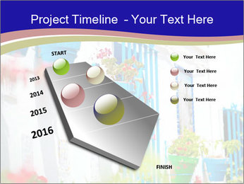 White Village PowerPoint Templates - Slide 26
