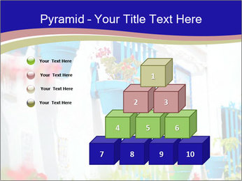 White Village PowerPoint Templates - Slide 31