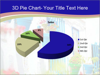 White Village PowerPoint Templates - Slide 35