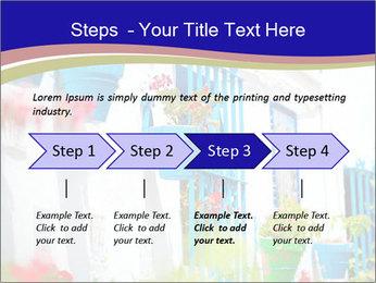 White Village PowerPoint Templates - Slide 4
