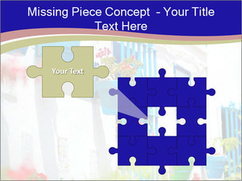 White Village PowerPoint Templates - Slide 45