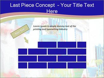 White Village PowerPoint Templates - Slide 46