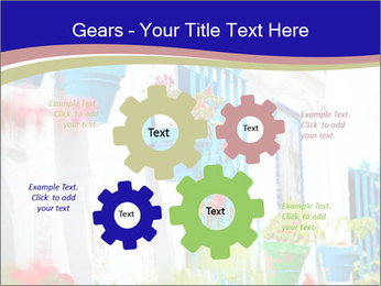 White Village PowerPoint Templates - Slide 47
