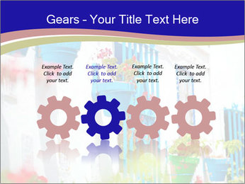 White Village PowerPoint Templates - Slide 48