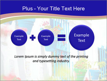 White Village PowerPoint Templates - Slide 75