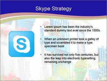 White Village PowerPoint Templates - Slide 8