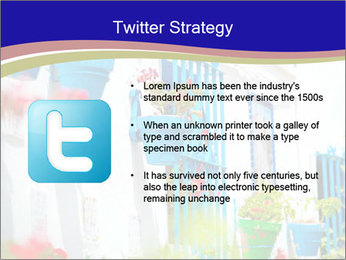 White Village PowerPoint Templates - Slide 9