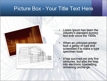 Abstract modern building PowerPoint Template - Slide 20