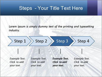 Abstract modern building PowerPoint Template - Slide 4