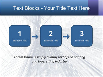 Abstract modern building PowerPoint Template - Slide 71