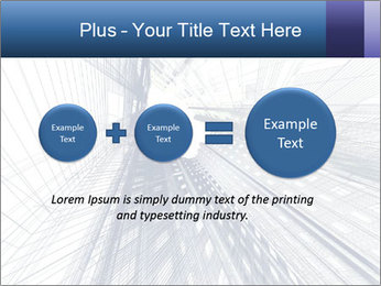 Abstract modern building PowerPoint Template - Slide 75
