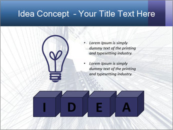 Abstract modern building PowerPoint Template - Slide 80