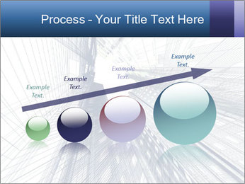 Abstract modern building PowerPoint Template - Slide 87