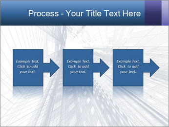 Abstract modern building PowerPoint Template - Slide 88