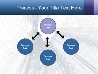 Abstract modern building PowerPoint Template - Slide 91