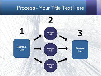 Abstract modern building PowerPoint Template - Slide 92