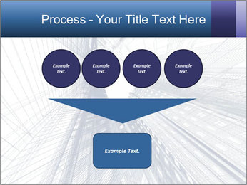 Abstract modern building PowerPoint Template - Slide 93