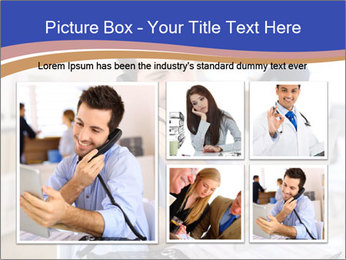 Cheerful man PowerPoint Templates - Slide 19