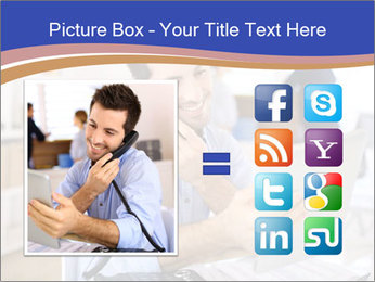 Cheerful man PowerPoint Templates - Slide 21