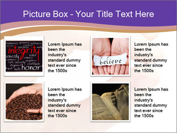 Female hand PowerPoint Templates - Slide 14