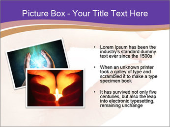 Female hand PowerPoint Templates - Slide 20