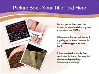 Female hand PowerPoint Templates - Slide 23