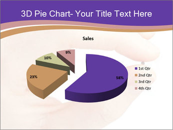 Female hand PowerPoint Templates - Slide 35