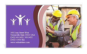 0000094354 Business Card Template