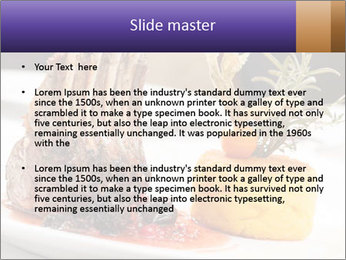 Roasted PowerPoint Templates - Slide 2