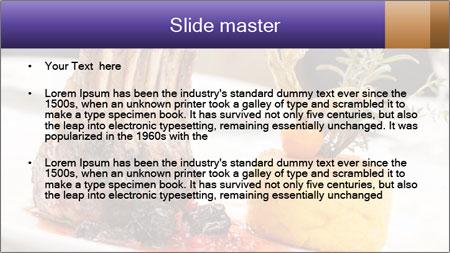 Roasted PowerPoint Template - Slide 2