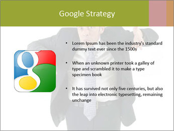 Expressive businessman PowerPoint Template - Slide 10