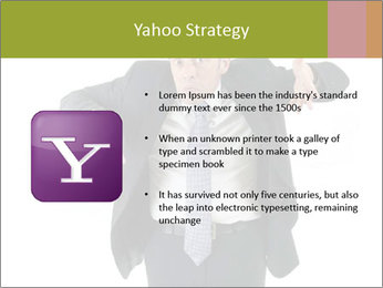 Expressive businessman PowerPoint Template - Slide 11