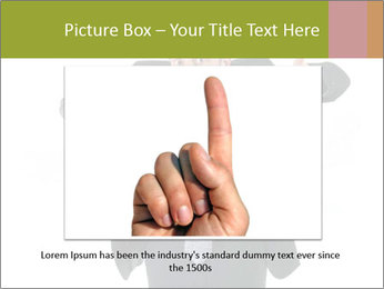 Expressive businessman PowerPoint Template - Slide 15