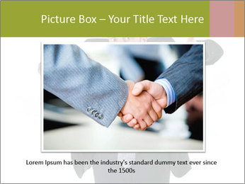 Expressive businessman PowerPoint Template - Slide 16