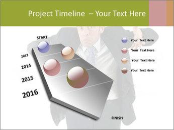Expressive businessman PowerPoint Template - Slide 26