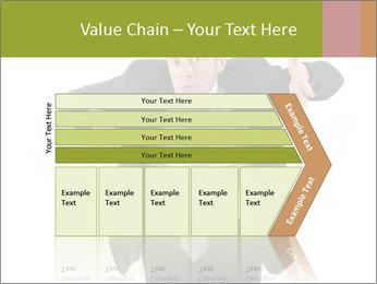 Expressive businessman PowerPoint Template - Slide 27