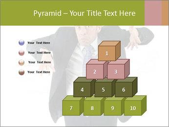 Expressive businessman PowerPoint Template - Slide 31