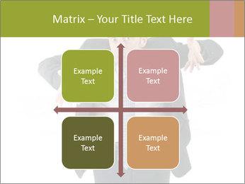 Expressive businessman PowerPoint Template - Slide 37
